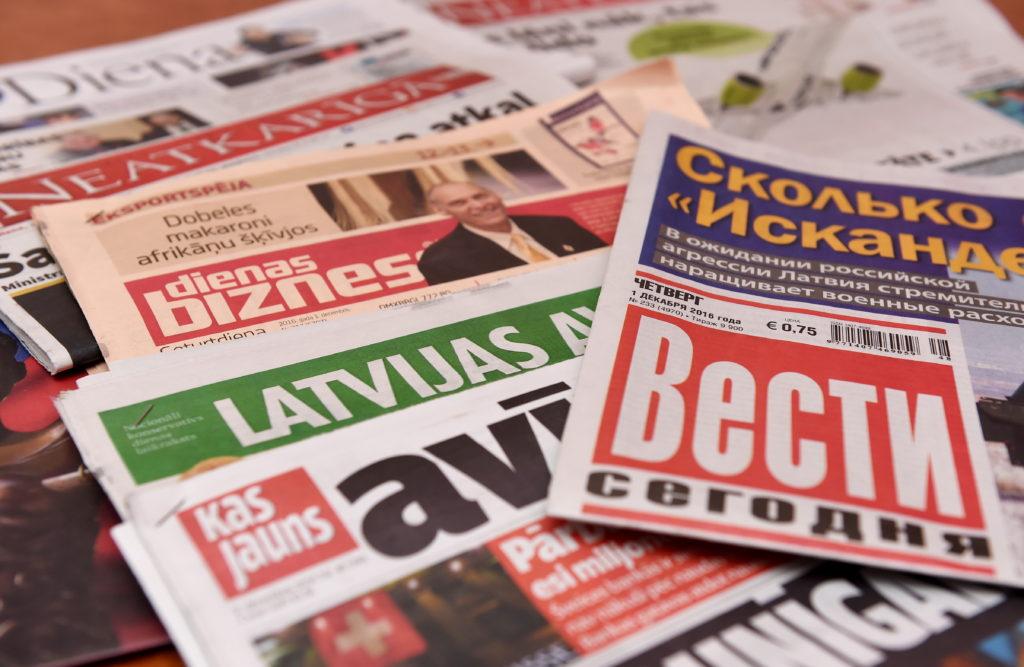 Laikraksti.
