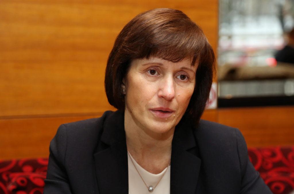 Valsts ieņēmumu dienesta (VID) ģenerāldirektore Ilze Cīrule.